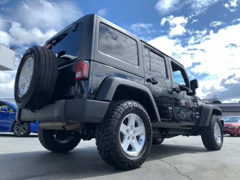 Jeep WRANGLER UNLIMITED 2016 price $26,888