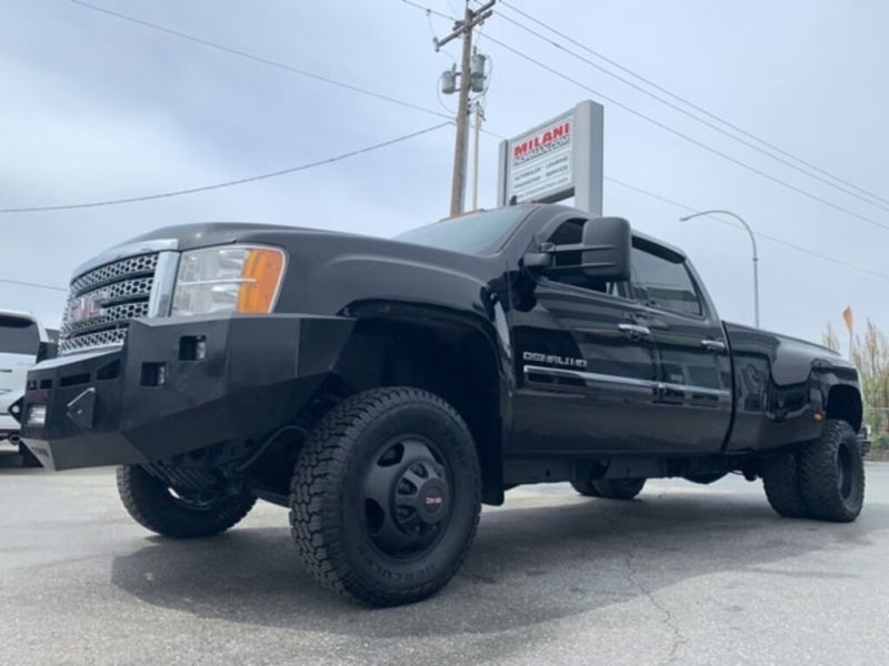 GMC Sierra 3500HD 2011 price $44,888