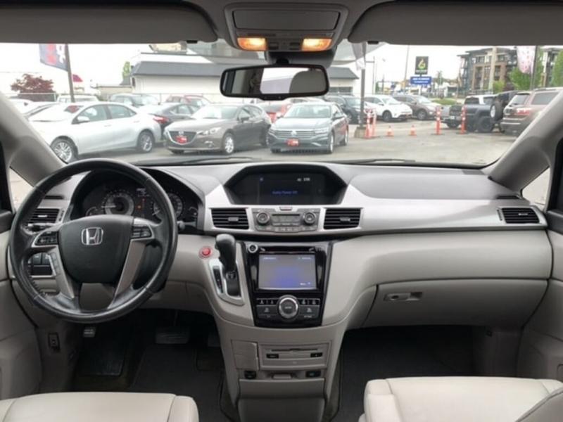 Honda Odyssey 2016 price $25,988