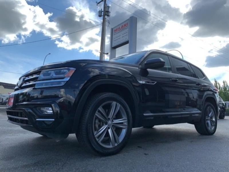 Volkswagen Atlas 2019 price $42,188