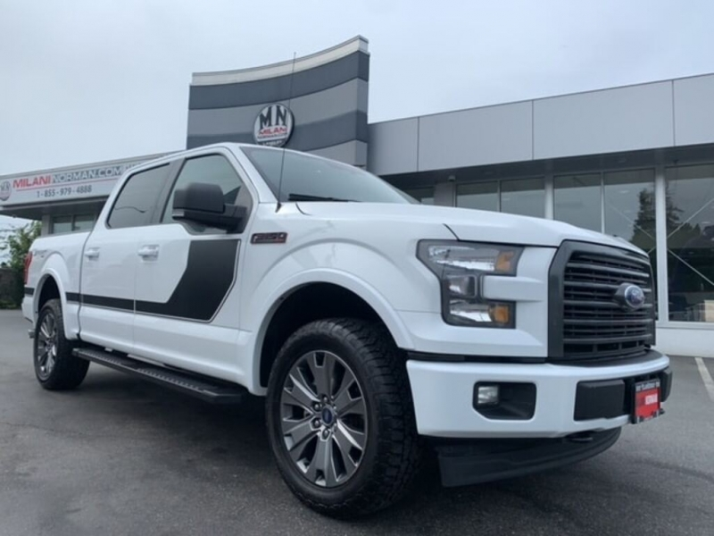 Ford F-150 2017 price $35,888