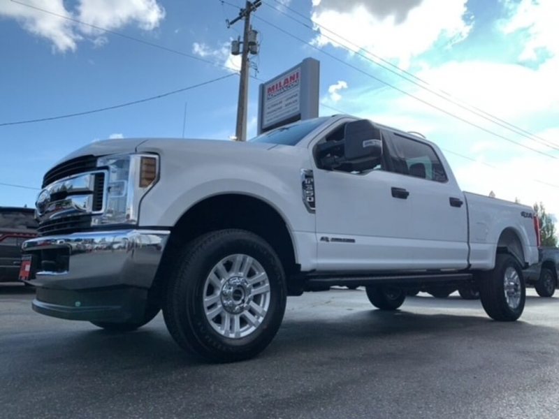 Ford F-350 2018 price $56,888
