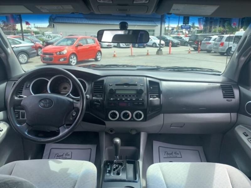 Toyota Tacoma 2007 price $18,044