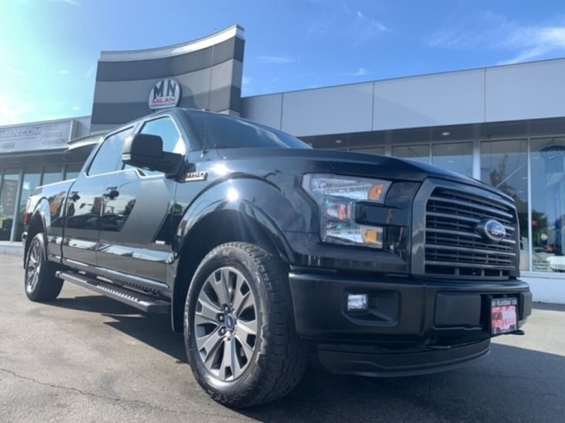 Ford F-150 2016 price $38,488