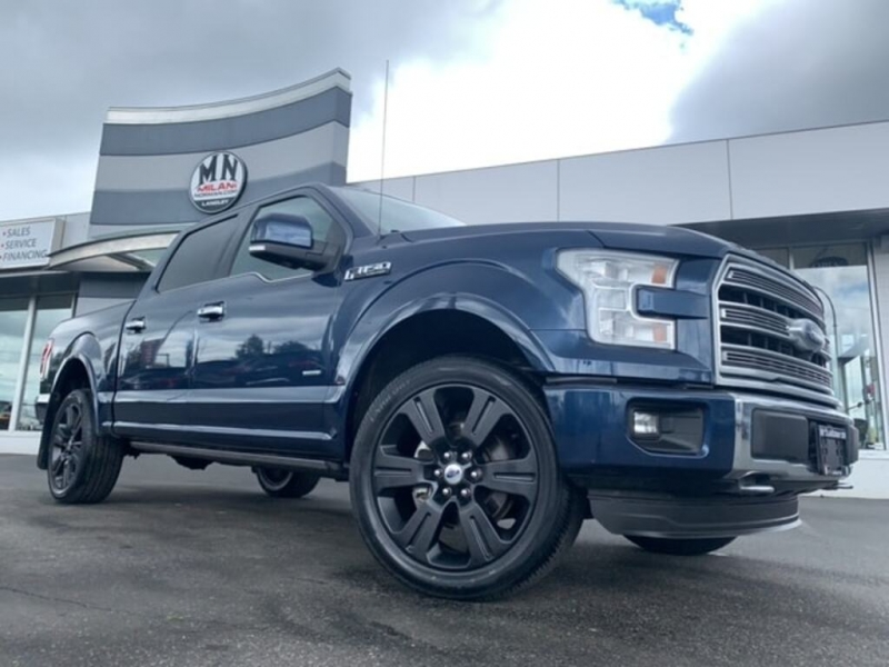 Ford F-150 2016 price $47,488