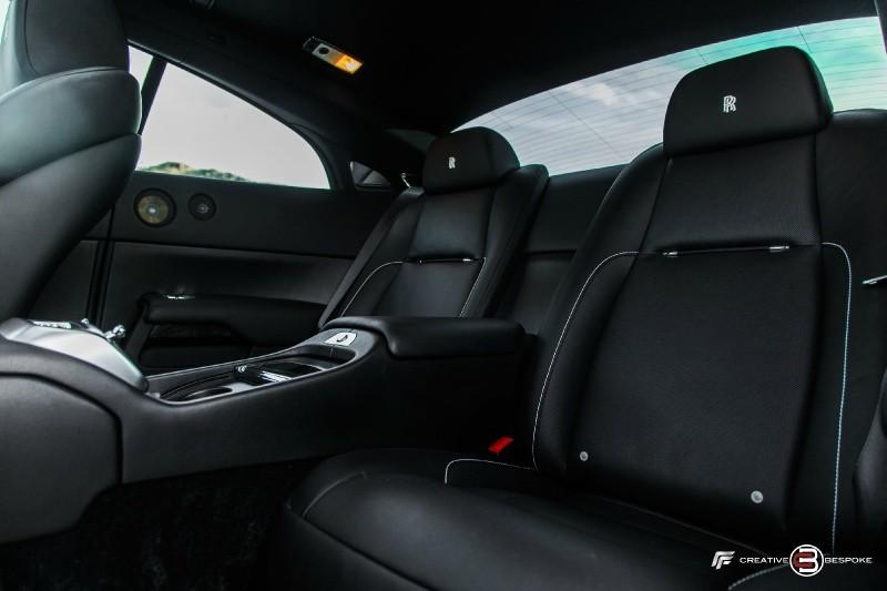 Rolls-Royce Wraith WALD BLK BISON edition 2014 price $199,500