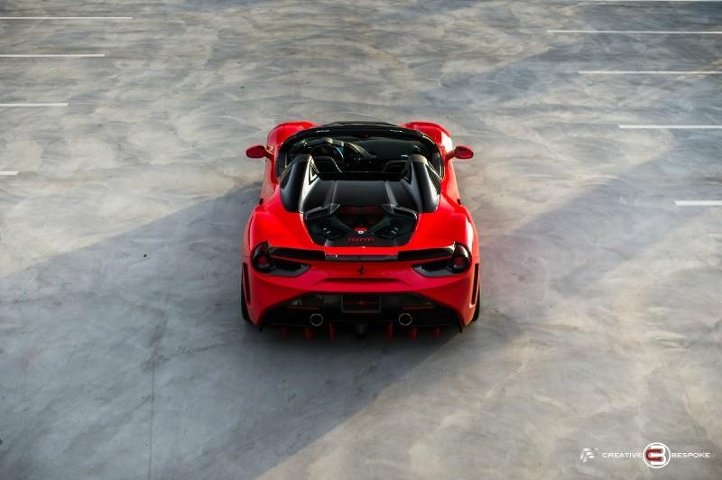Ferrari 488 Spider SVR Aero Edition 2017 price $378,000
