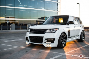 Land Rover Range Rover S/C LUMMA CLR WIDE BODY 2015