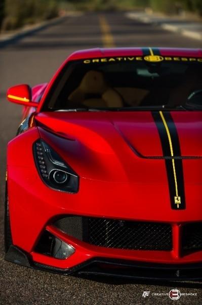 Ferrari F12berlinetta SVR EDITION 2016 price $249,800