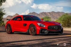Mercedes-Benz AMG GT Bespoke edition 2016