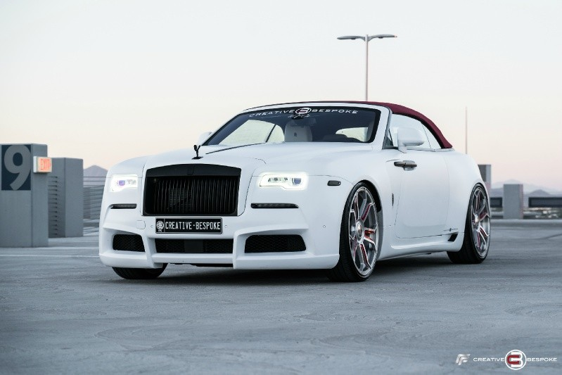 Rolls-Royce Dawn NOVITEC OVERDOSE EDITION 2016 price $379,000