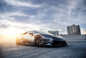 Lamborghini Huracan PRIOR DESIGN WIDE BODY 2015