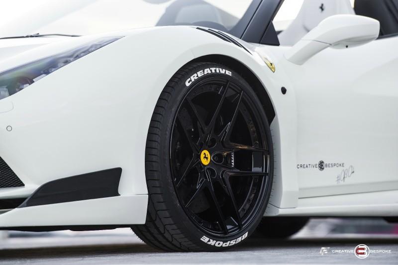 Ferrari 488 Spider Novitec N-Largo 2017 price $419,500