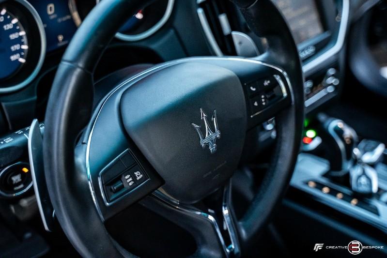 Maserati Ghibli S ASPEC CARBON Edition 2016 price $52,850
