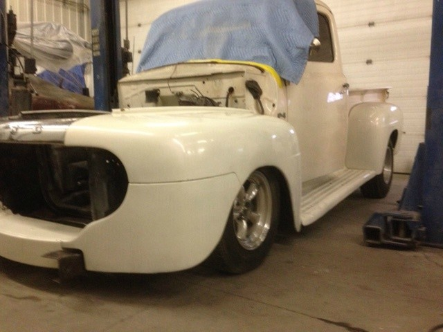 Ford F1 Frame off Custom 1949 price $39,900