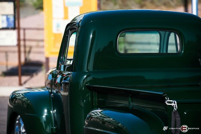 Ford F1 Frame off Custom 1949 price $42,500