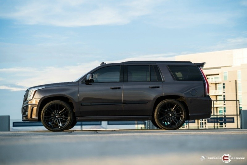 Cadillac Escalade Luxury Zero Design Edition 2015 price $72,500