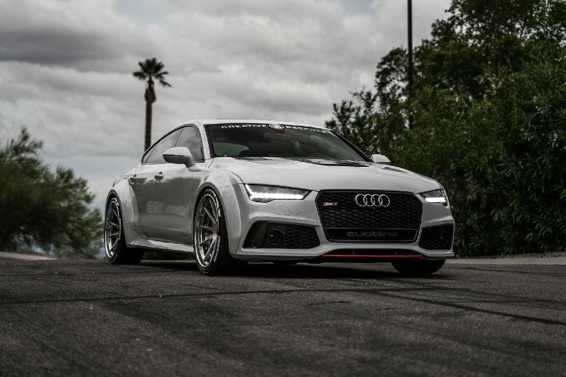 Audi RS 7 PRIOR DESIGN WIDEBODY 2016 price $107,800
