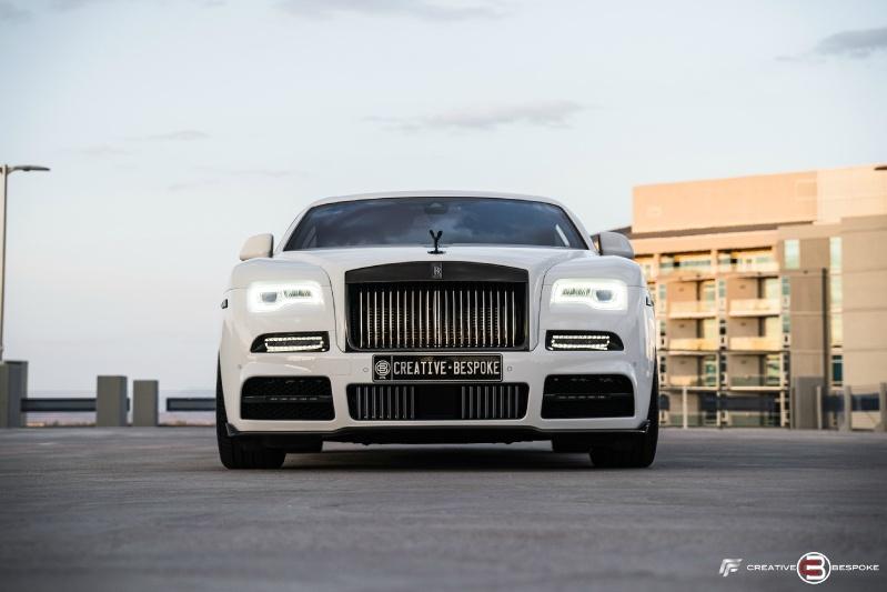 Rolls-Royce Wraith BLK Badge MANSORY 2017 price $315,000