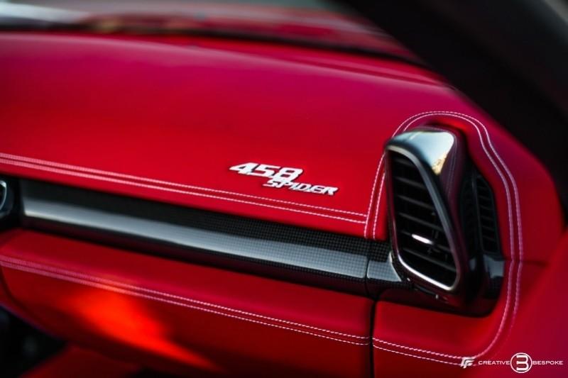 Ferrari 458 Speciale Aperta aero pkg 2014 price $267,800