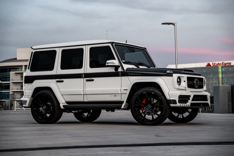 Mercedes-Benz G class MANSORY Edition 2016 price $119,500