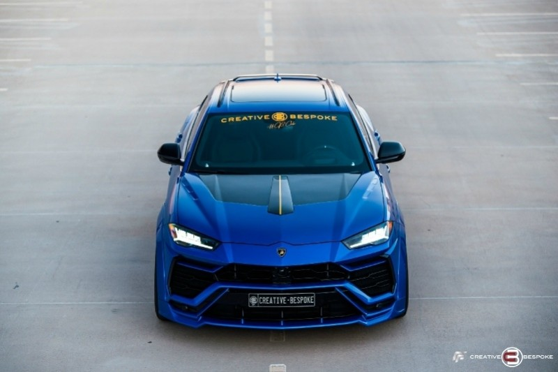 Lamborghini Urus Novitec ESTESO 2019 price $315,000