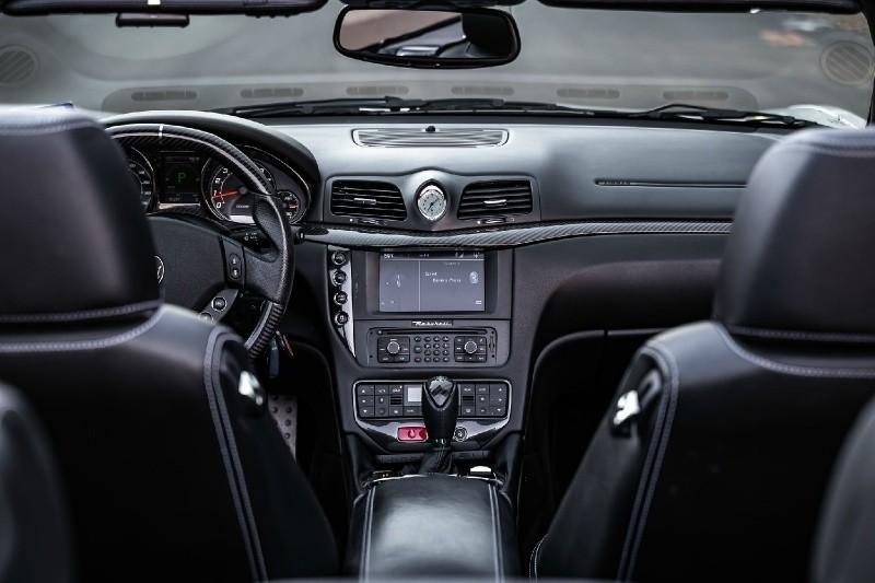 Maserati GranTurismo Convertible MC sport line pkg 2013 price $59,980