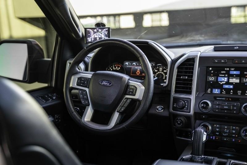 Ford F15 LARIAT CUSTOM 2018 price $59,988