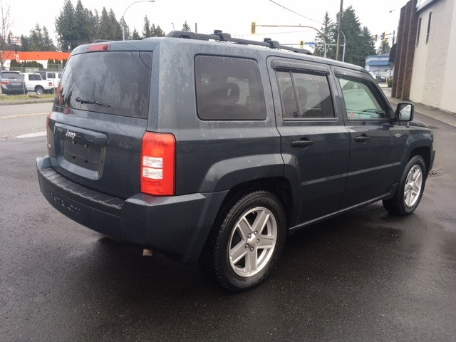 Jeep Patriot 2008 price $7,999
