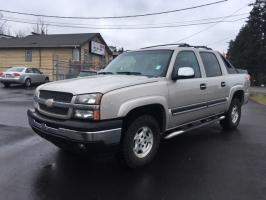 Chevrolet Avalanche 2005
