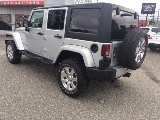 Jeep Wrangler Unlimited 2012 price $26,999