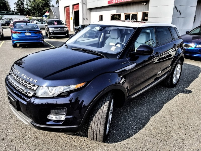 Land Rover Range Rover Evoque 2014 price $32,500