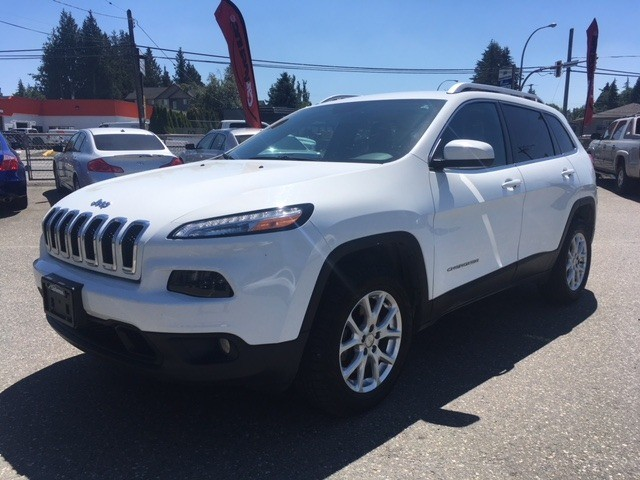 2015 Jeep Cherokee 4WD 4dr Latitude - Inventory | | Auto dealership
