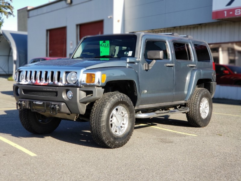 Hummer H3 2006 price $17,840
