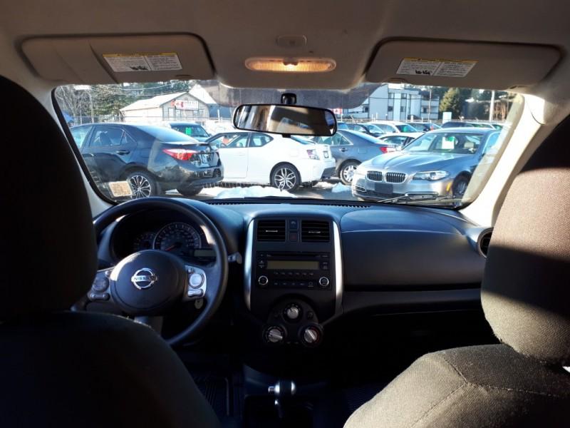 Nissan Micra 2017 price $12,199