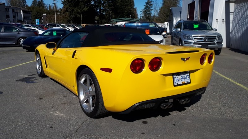 Chevrolet Corvette 2006 price $29,999