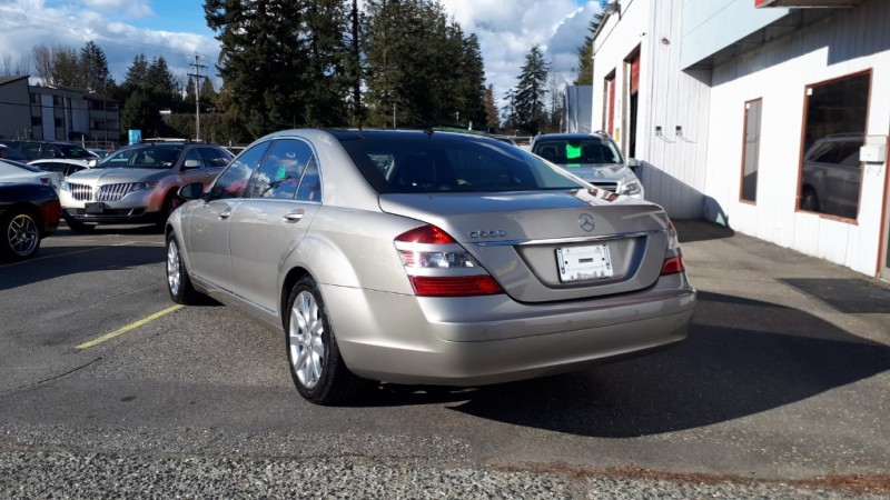 Mercedes-Benz S-Class 2007 price $14,999
