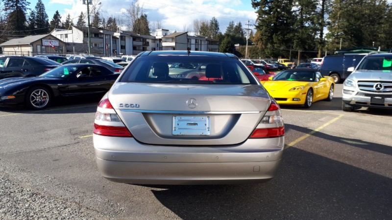Mercedes-Benz S-Class 2007 price $15,999