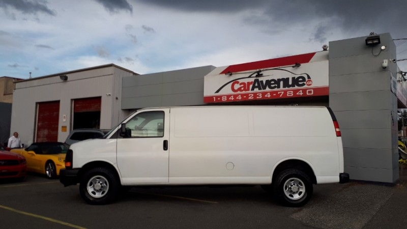 Chevrolet Express Cargo Van 2011 price $14,999