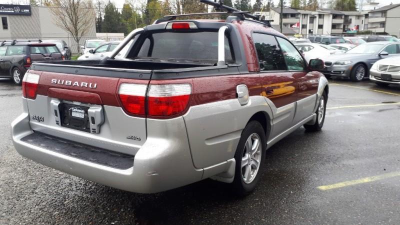 Subaru Baja 2003 price $9,999
