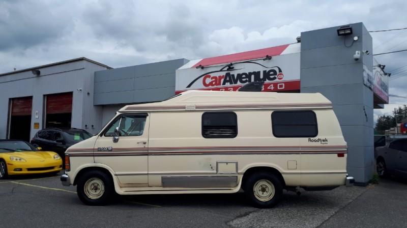 Dodge Roadtrek 1989 price $8,999