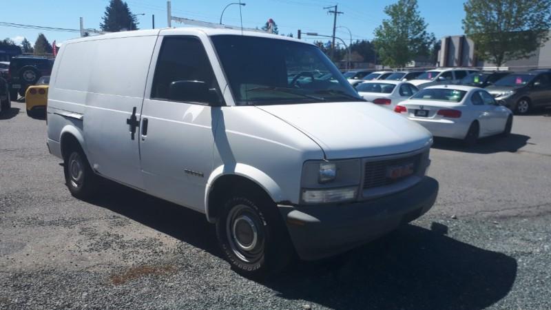 GMC Safari Cargo Van 1998 price $999