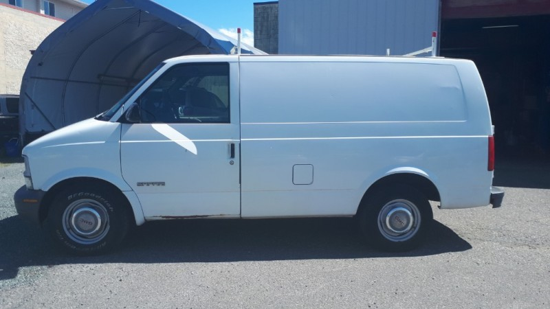 GMC Safari Cargo Van 1998 price $999