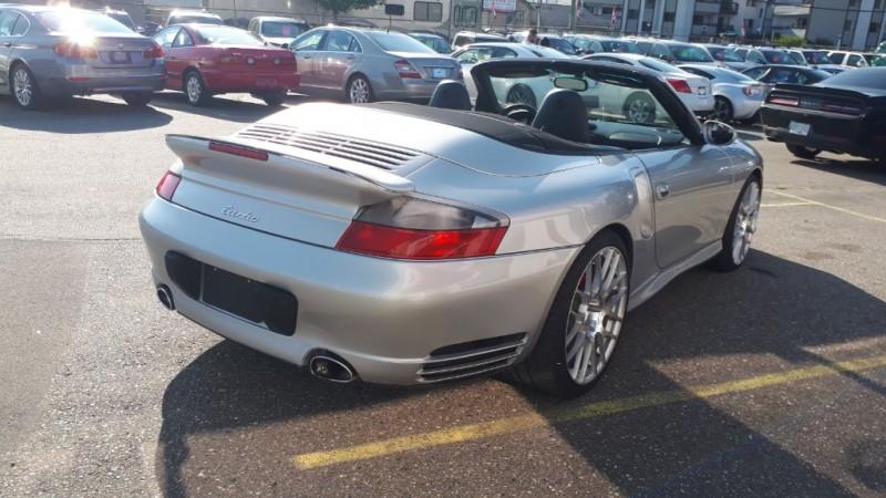 Porsche 911 2004 price $59,999