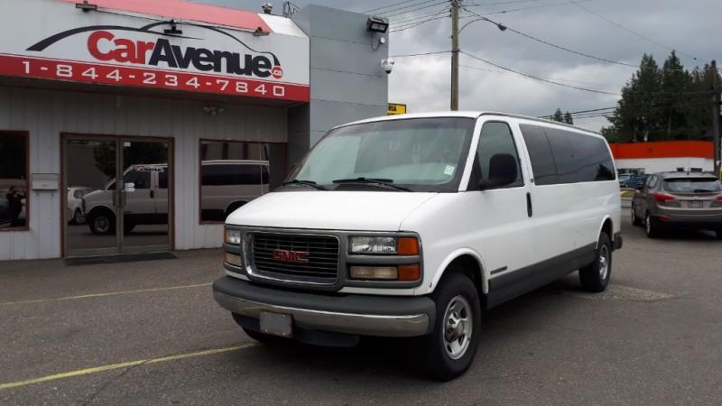 GMC Savana Passenger 1997 price $6,999