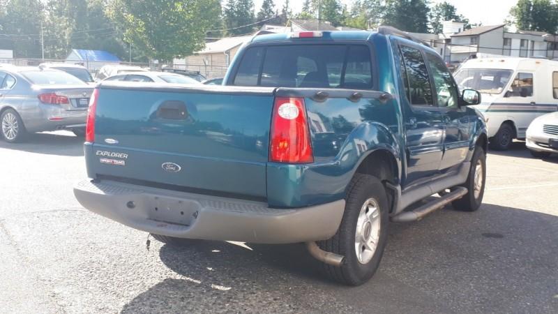 Ford Explorer Sport Trac 2001 price $3,999