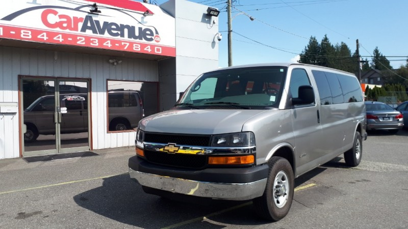 Chevrolet Express Passenger 2005 price $17,999