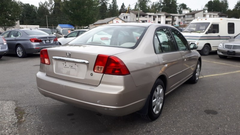 Honda Civic 2002 price $3,999