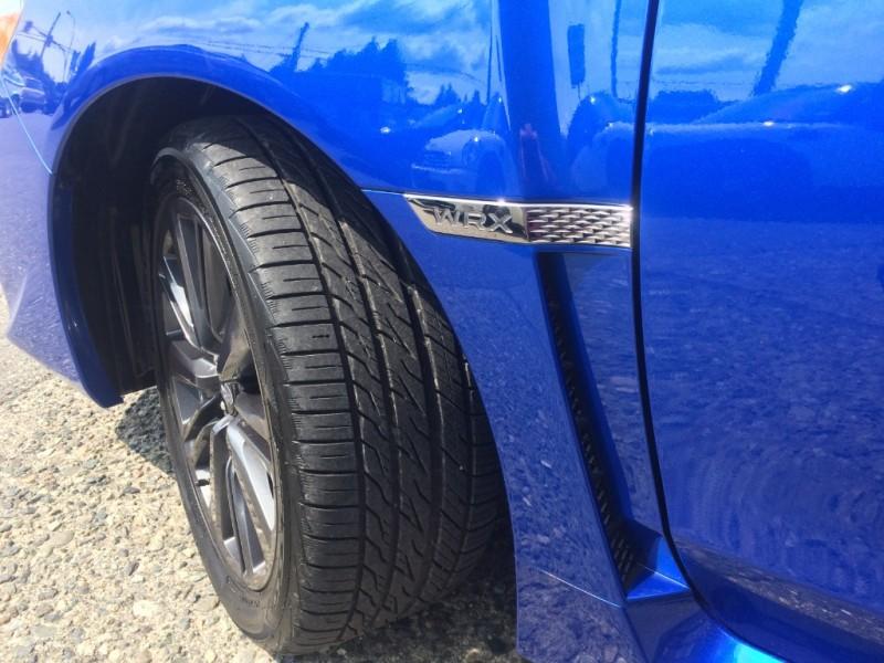 Subaru WRX 2017 price $25,888