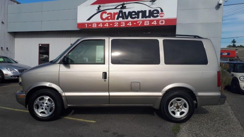 Chevrolet Astro Passenger 2005 price $6,999